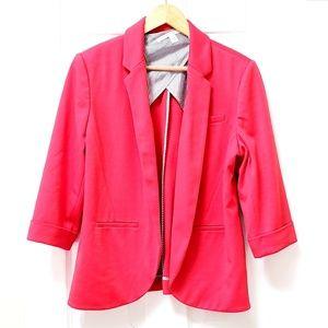 LC Lauren Conrad   Pink Blazer Jacket